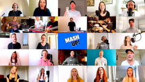 VIDEO: Finland's Musical Artists Build A Mash Up Video To Bring People Up From Corona Agony
