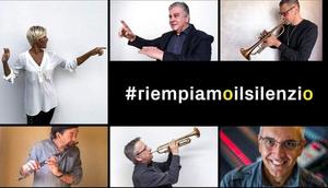 BWW Feature: #RIEMPIAMOILSILENZIO  Un'altra lodevole iniziativa per unire nella musica.