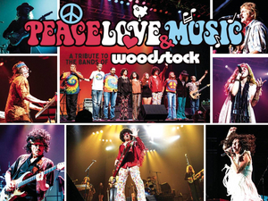 Music in the Park Announces Lineup For This Summer's 'Peace, Love & Music: A Tribute To The Bands Of Woodstock'
