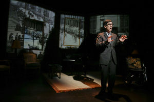 BWW Feature: HERSHEY FELDER AS IRVING BERLIN - A Live Streamed Broadcast Musical Event to Benefit Berkshire Theatre Group.