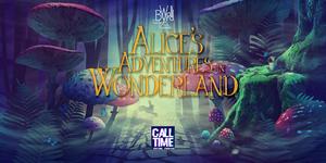 WallByrd Theatre Co. to Present ALICE'S ADVENTURES IN WONDERLAND Live Stream Every Sunday