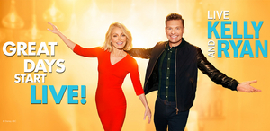 Scoop: Upcoming Guests on LIVE WITH KELLY AND RYAN, 5/4-5/8