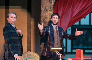 BWW Feature: Mash note to LOVE'S LABOUR'S LOST at Quill Theatre