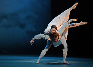 BWW Review: THE ROYAL BALLET - THE WINTER'S TALE, Royal Opera House