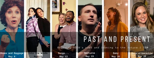 Out Of the Box Theatrics Presents New Virtual Series PAST AND PRESENT Featuring BABY, INTO THE WOODS & More