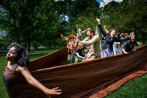 Midsommer Flight Postpones Summer Production of Shakespeare's CYMBELINE to Summer of 2021