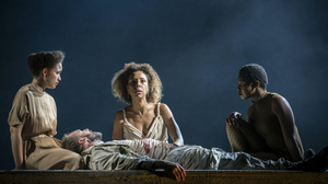 BWW Review: ANTONY AND CLEOPATRA, National Theatre At Home
