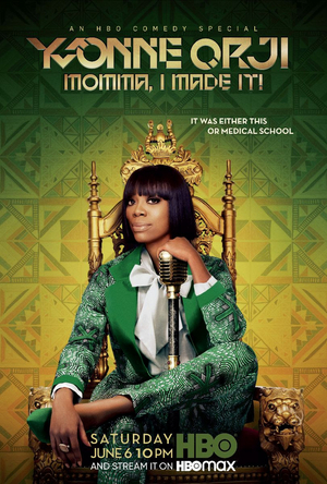 VIDEO: HBO to Debut YVONNE ORJI: MOMMA, I MADE IT! This June