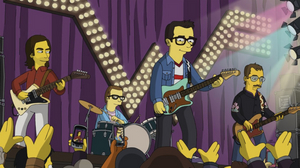 WEEZER to Appear on The Simpsons This Sunday
