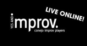 Conejo Players Will Stream A Live Improv Show