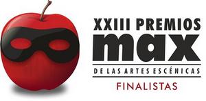Nominados a los PREMIOS MAX en su XXIII edición