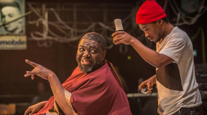 BWW Review: BARBER SHOP CHRONICLES, National Theatre At Home