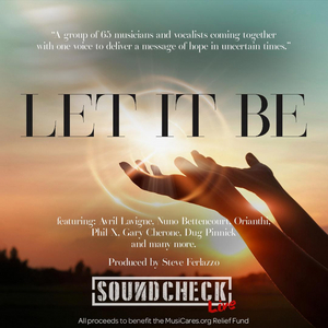 Soundcheck Live Releases Multi-Artist Cover of 'Let It Be' to Benefit MusiCares Relief Fund