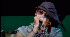 Jeff Beck & Johnny Depp Premiere New Video for 'Isolation'