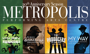 Metropolis Announces LITTLE SHOP OF HORRORS, THE PRODUCERS and More for 20th Anniversary Season