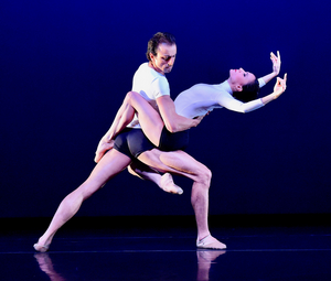 D.C.'s Chamber Dance Project Continues Free Zoom Series With Luz San Miguel and Davit Hovhannisyan