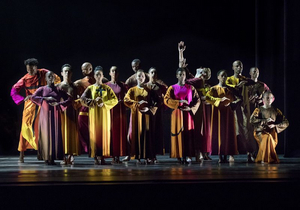 Ailey All Access Online Initiative Reaches Nearly 10 Million People to Date With More to Come