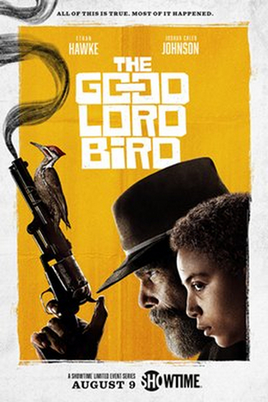 VIDEO: Showtime Releases New Trailer For GOOD LORD BIRD