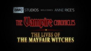 AMC Networks Has Purchased the Rights to the Works of Anne Rice