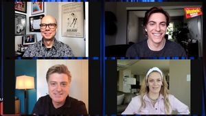 JAGGED LITTLE PILL's Elizabeth Stanley, Derek Klena and Sean Allan Krill Talk Working With Alanis Morissette and More on Backstage LIVE with Richard Ridge