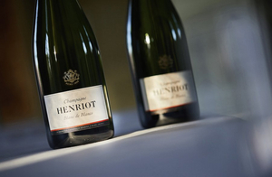 CHAMPAGNE HENRIOT and Dr. Elisha Goldstein Partner for a Video Tasting Experience