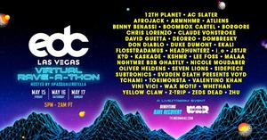Insomniac Announces Details For EDC Las Vegas Virtual Rave-A-Thon