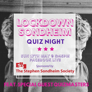 The Stephen Sondheim Society Sponsors a Sondheim Quiz Night to Benefit Acting For Others