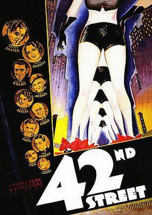Streaming Review: 42ND STREET- The 1933 Movie Shines Bright