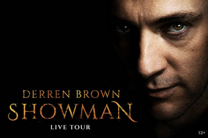 Derren Brown's SHOWMAN Tour Will Now Premiere in February 2021