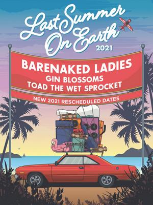 Barenaked Ladies Announce Postponement of 2020 'Last Summer On Earth' Tour