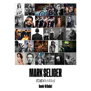 Christie's, Mark Seliger Studio and RAD to Auction Portraits of Lin-Manuel Miranda & More to Benefit Virus Relief Organizations