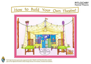 Pitlochry Festival Theatre Announces HOW TO BUILD YOUR OWN THEATRE
