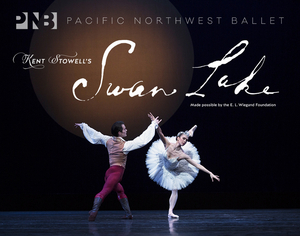 BWW Announcement: PNB SPECIAL VIDEO PRESENTATION: KENT STOWELL'S 'SWAN LAKE' Recorded at McCaw Hall