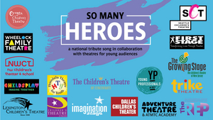 VIDEO: 16 Children's Theatres Honor Frontline Workers With National Tribute Song