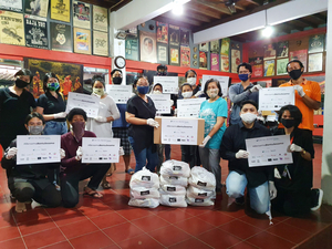 BWW Feature: CIPUTRA ARTPRENEUR Helps Art Workers Affected by Covid-19 with #BERSAMABANTUSESAMA Initiative