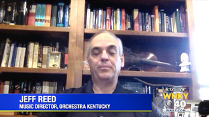 VIDEO: Orchestra Kentucky Music Director Recommends Music Therapy to Help Mentally During the Health Crisis