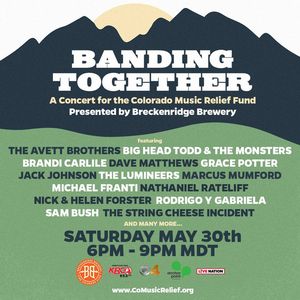 Grace Potter, Jack Johnson, Marcus Mumford and More Join 'Banding Together' Virtual Concert