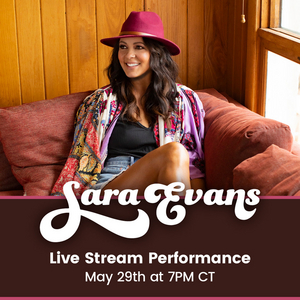 Sara Evans 'Copy That' Livestream To Benefit Local Venues