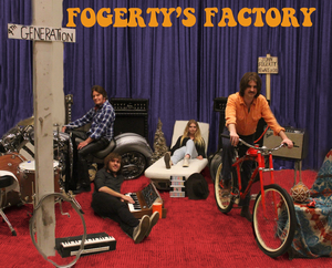 John Fogerty & Family Release FOGERTY'S FACTORY Today