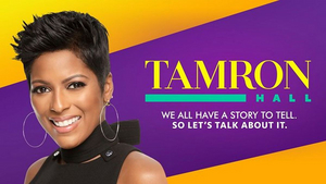 Scoop: Coming Up on Encore Broadcasts of TAMRON HALL, 6/1-6/5