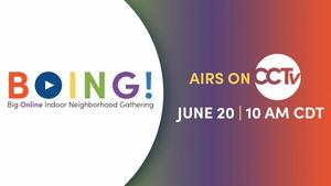 Chicago Children's Theatre's BOING! Summer Festival Drops Online June 20