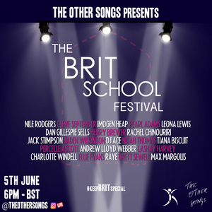 The Other Songs Host Online Festival For The BRIT School