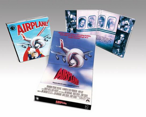 AIRPLANE! Celebrates its 40th Anniversary with New Blu-ray Release