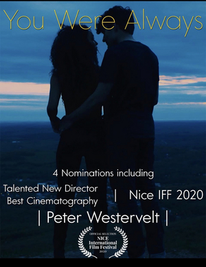 Short Film YOU WERE ALWAYS Receives Four Nominations at NICE International Film Festival