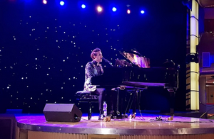 BWW Spotlight Series: Meet Daniel Sugimoto, a Talented Entertainer Who Found Himself Stuck at Sea When COVID-19 Forced Ports to Close