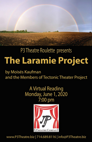 BWW Interview: Meet Jon Peterson, Executive Artistic Director/Founder of P3 Theatre Roulette, on Presenting THE LARAMIE PROJECT Online 6/1