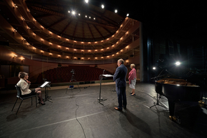 Grange Park Opera, Surrey, Launches Summer Season Of Brand New Work
