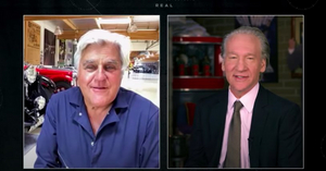VIDEO: Hear Jay Leno's Quarantine Quips & More on The Latest REAL TIME WITH BILL MAHER