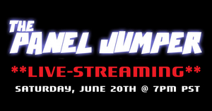 West of Lenin & The Panel Jumper Present Comic Book Themed Digital Variety Event