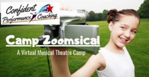 Happy Camper Live Hosts Camp Zoomsical - Virtual Musical Theatre Summer Camp